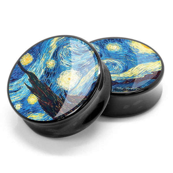 Starry Night Ear Plugs