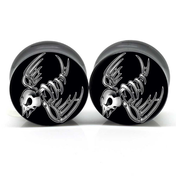 Stay Gold Dead Sparrow Ear Plugs