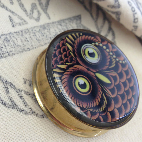 Stay Gold Limited Wise Owl Ear Plugs