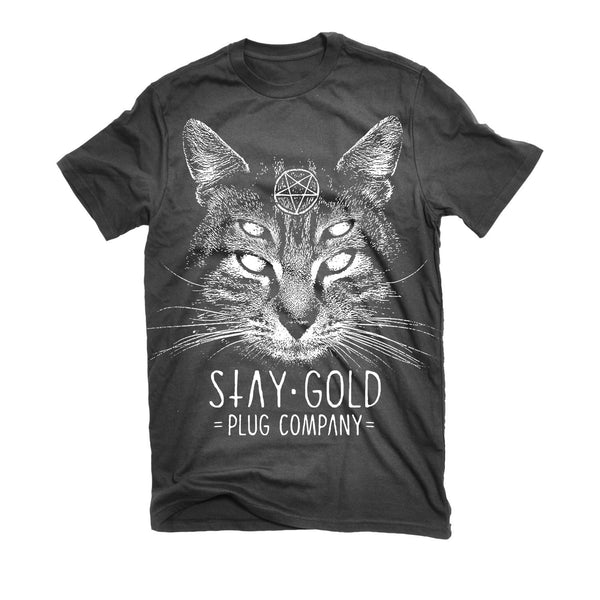 Sale Stay Gold Meow Shirt