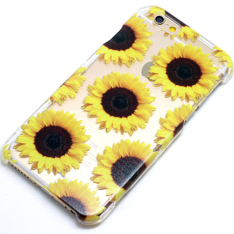 Sunflower Floral Pattern