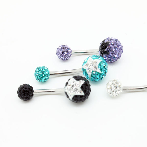 Tiffany Logo Navel Ring