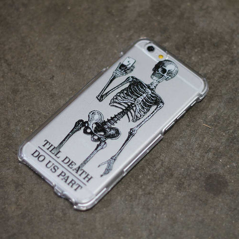 Clearance Sale -  Till Death Do Us Part Phone Case