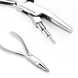 3 Steps Nose Ring Plier - BodyJewelrySource