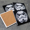 Stay Gold Troops Coaster Set