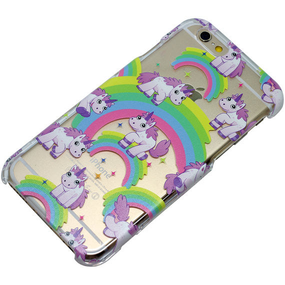 Unicorns and Rainbows Pattern