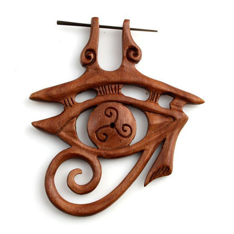 Urban Star Eye of Horus Ear Stirrups