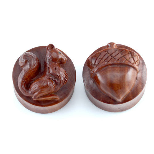 Urban Star Organic Thems My Nuts Plugs