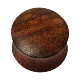 Urban Star Organic Wooden Dome Ear Plugs