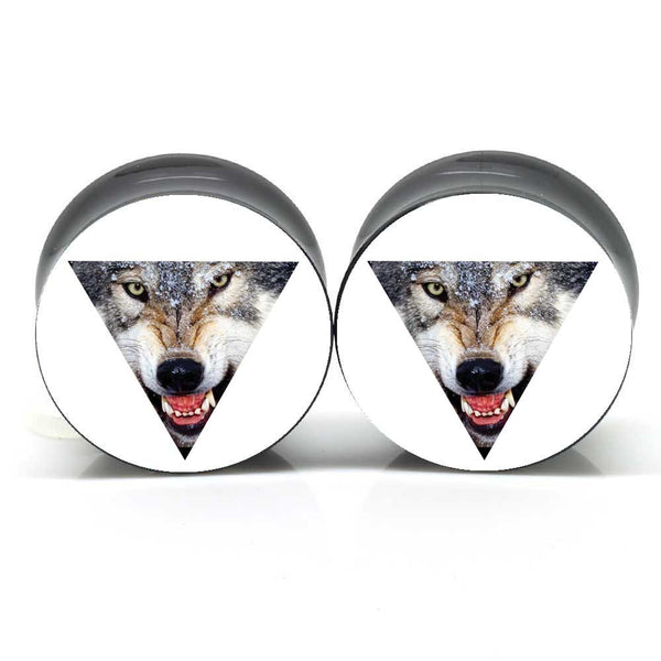 Wolf Pyramid Ear Plugs