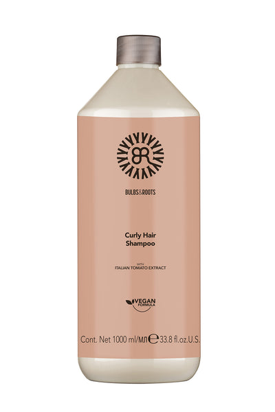 Bulbs&Roots Curly Hair Shampoo 1.0L