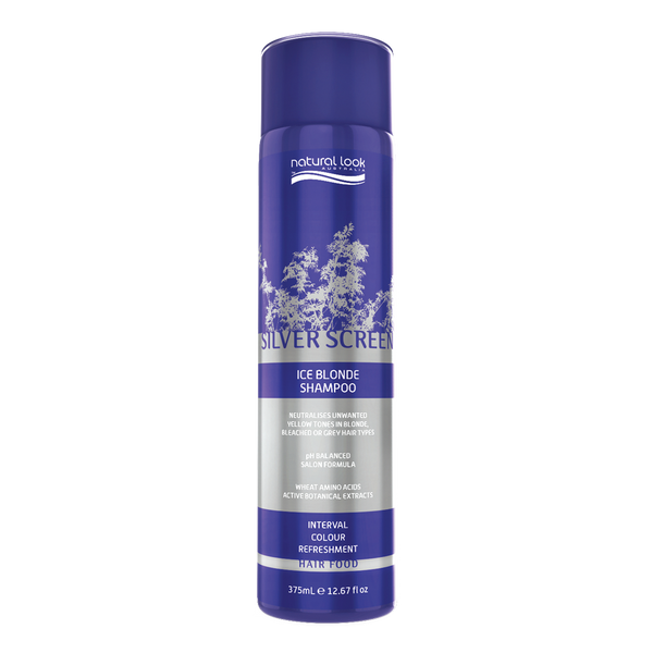 Silver Screen Ice Blonde Shampoo (375ml)