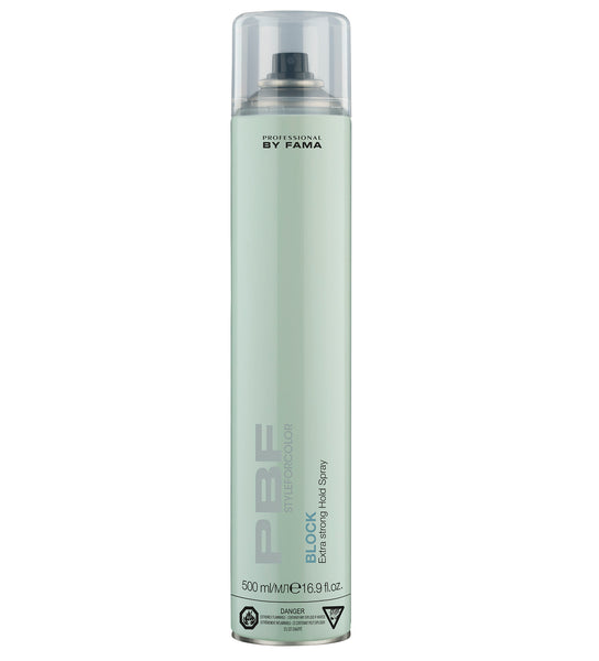 SFC BLOCK Extra Strong hairspray 500ml