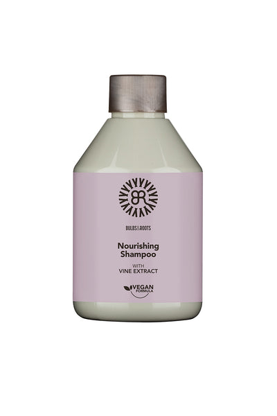Bulbs&Roots Nourishing Shampoo 300ml for DRY hair.
