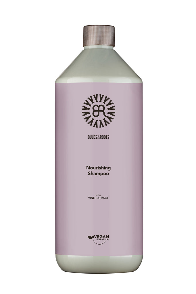 Bulbs&Roots Nourishing Shampoo 1000ml for DRY hair.