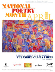 National Poetry Month Poster (1998)