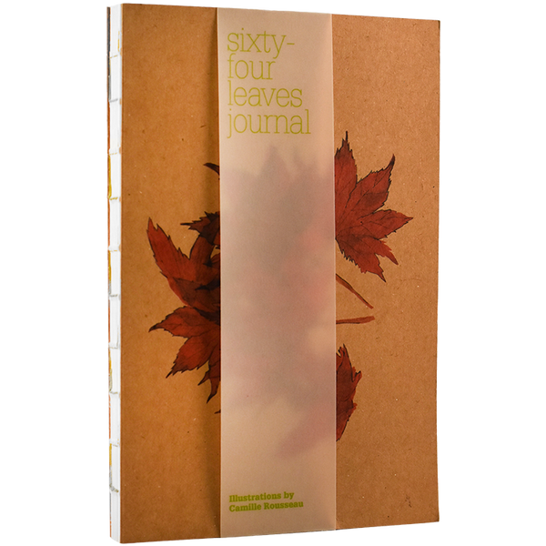 Sixty-Four Leaves Journal