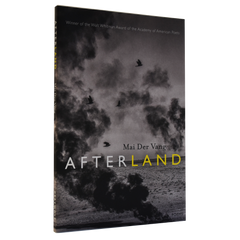 Afterland by Mai Der Vang (Walt Whitman Award Winner, 2016)