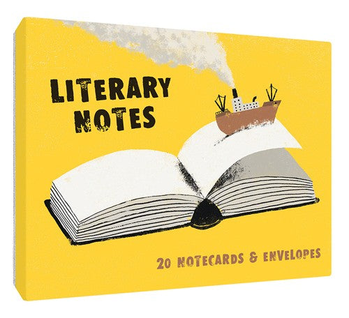 Literary Notecards