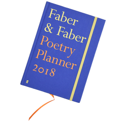 Faber & Faber Poetry Planner (2018)