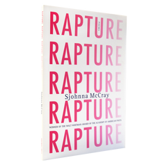 Rapture by Sjohnna McCray (Walt Whitman Award Winner, 2015)