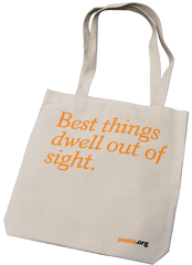 Poets Dickinson Tote