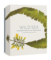 WILD SEA Seaweed Prints Notecard Boxed Set