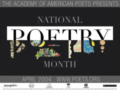 National Poetry Month Poster (2004)