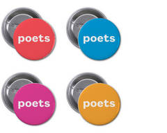 Poets Buttons