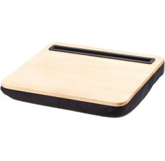 Pine Lapdesk with Tablet Stand