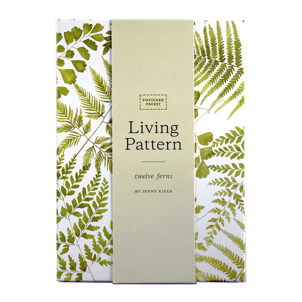 Living Pattern Postcard Set