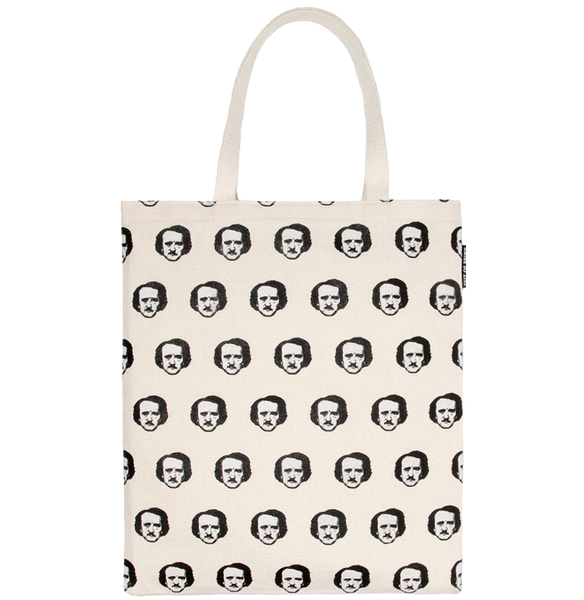 Poe-ka Dot Tote (Natural)