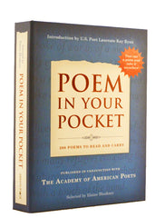 Poem in Your Pocket: : 200 Poems to Read and Carry