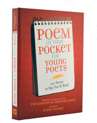 Poem in Your Pocket for Young Poets: 100 Poems to Rip Out & Read