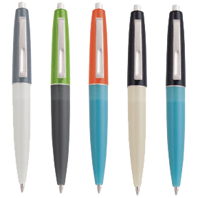 Mini Retro Pens (Set of 5)