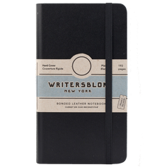 Writersblok Pocket-Size Hardcover Notebook