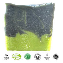 Load image into Gallery viewer, Patchouli & Lime Handmade Soap Bar