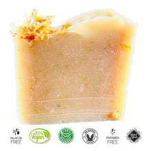 Load image into Gallery viewer, Sunrise Natural Handmade Soap Bar