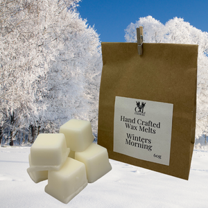 A Winters Morning Hand Crafted Wax Melts