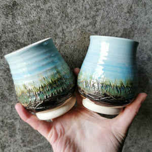Vessels, set of 2