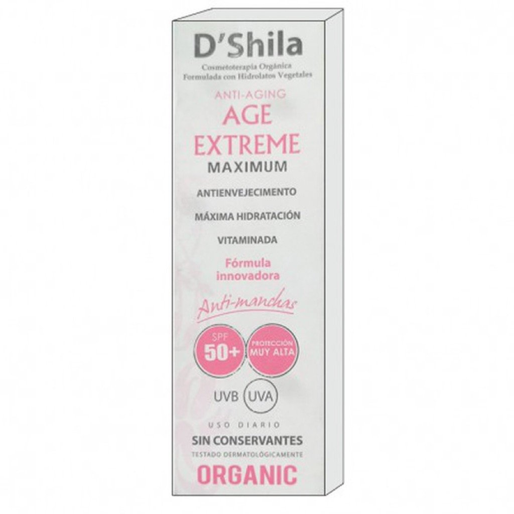 Age Extreme Anti Edad - D'Shila - 60 ml