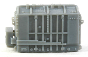 "N Scale High Voltage Transformer Base ""Hamilton"" for Model Railroad"