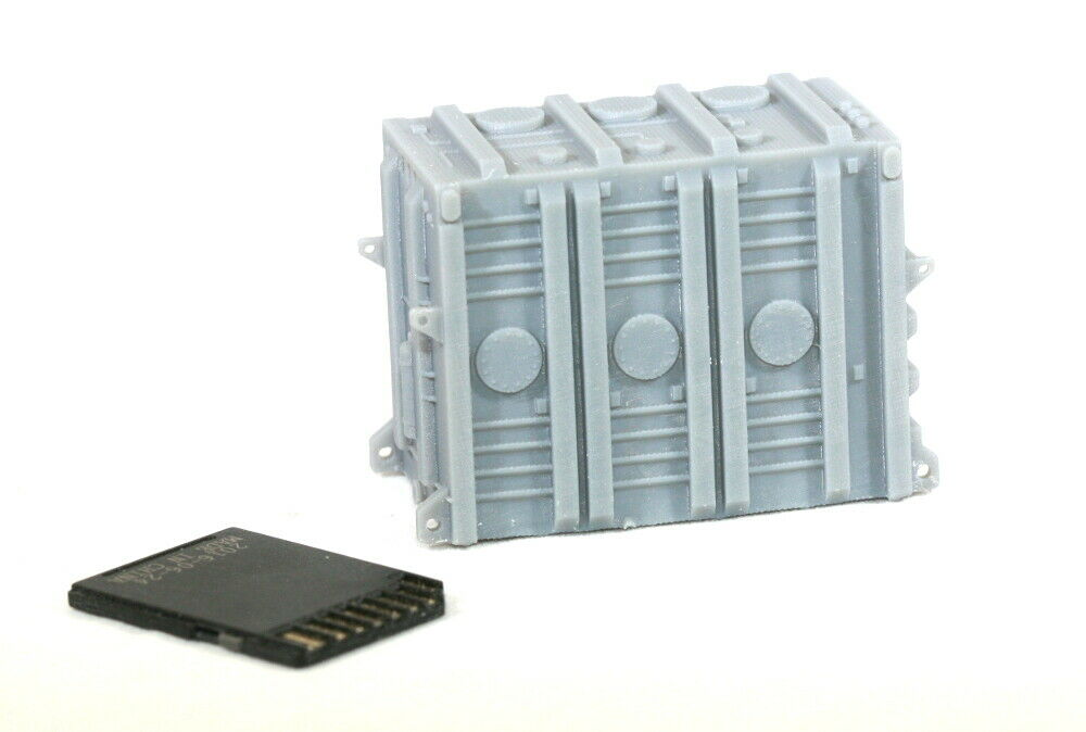 HO Scale High Voltage Transformer Base