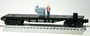 O Scale 11kV Step Voltage Regulator Model Railroad Freight Flatcar Load