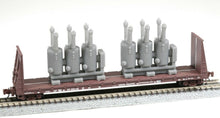 Load image into Gallery viewer, Z Scale Electric Substation Circuit Breaker Model Railroad