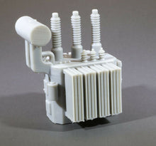 Load image into Gallery viewer, S 1:64 Scale High Voltage Oil Filled Power Transformer Model [High Panel] DCP