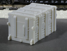 "Load image into Gallery viewer, N Scale High Voltage Transformer Base ""Atchison"" for Model Railroad"