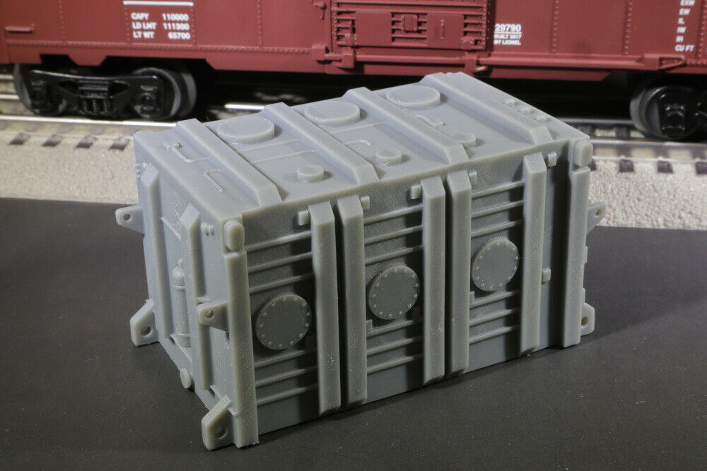 O Scale High Voltage Transformer base