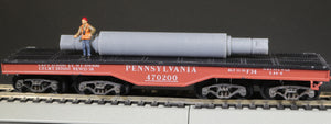 "HO Scale United Engineering 220"" Forged Steel Work Roll"