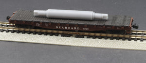 "N Scale United Engineering 220"" Forged Steel Work Roll"
